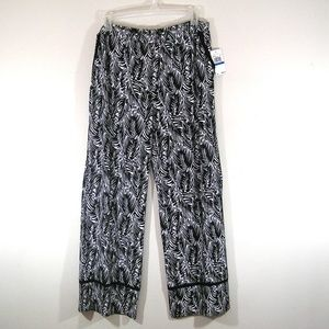 NEW Michael Kors Wide Leg Palazzo Pants XL